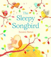 Cover image for The sleepy songbird