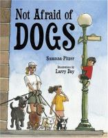 Cover image for Not afraid of dogs