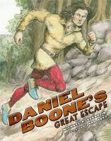 Cover image for Daniel Boone's great escape