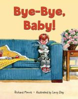 Cover image for Bye-bye, baby!