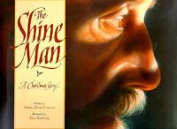 Cover image for The shine man : a Christmas story