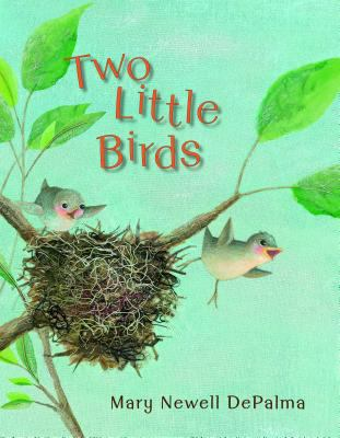 Cover image for Two little birds