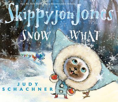 Cover image for Skippyjon Jones snow what