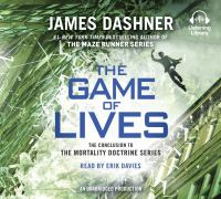 Cover image for Game of lives. bk. 3 [sound recording CD] : Mortality doctrine series
