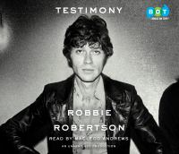 Cover image for Testimony