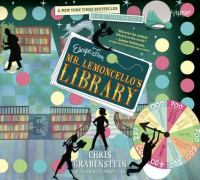 Cover image for Escape from Mr. Lemoncello's library. bk. 1 [sound recording CD] : Mr. Lemoncello's library series