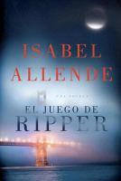 Cover image for El juego de Ripper : [una novela]