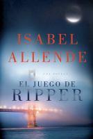 Cover image for El juego de ripper