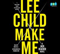 Cover image for Make me Jack Reacher Series, Book 20.