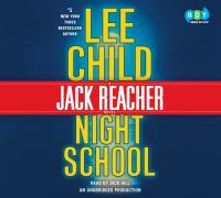 Cover image for Night school Jack Reacher Series, Book 21.
