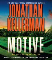 Cover image for Motive. bk. 30 Alex Delaware series