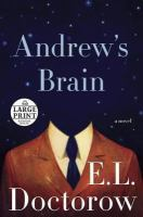 Cover image for Andrew's brain