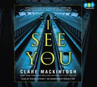 Cover image for I see you [sound recording CD]