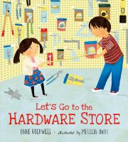 Cover image for Let's go to the hardware store