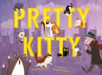 Cover image for Pretty kitty