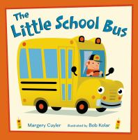 Cover image for The little school bus