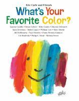 Imagen de portada para What's your favorite color?