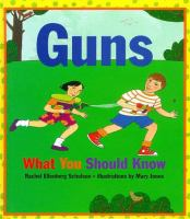 Cover image for Guns : what you should know