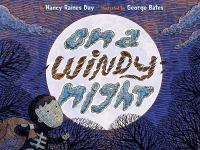 Cover image for On a windy night