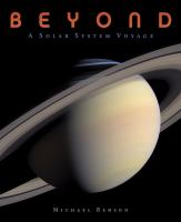 Cover image for Beyond : a solar system voyage