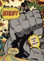 Cover image for Kirby : king of comics