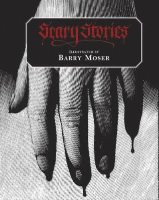 Cover image for Scary stories