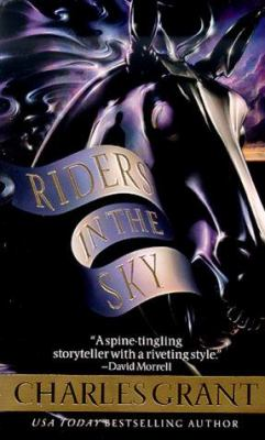 Cover image for Riders in the sky