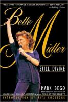 Cover image for Bette Midler : still divine