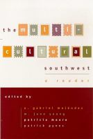 Cover image for The multicultural Southwest : a reader