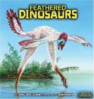 Imagen de portada para Feathered dinosaurs