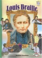 Cover image for Louis Braille