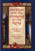 Cover image for Merlin and the making of the king