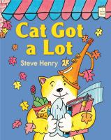 Cover image for Cat got a lot