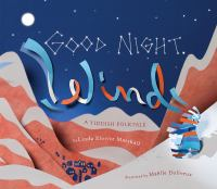 Cover image for Good night, Wind : [A Yiddish folktale]