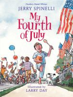 Cover image for MY FOURTH OF JULY