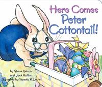 Cover image for Here comes Peter Cottontail!