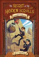 Cover image for Journey to Jericho. bk. 4 : Secret of the hidden scrolls series