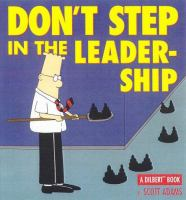 Cover image for Don't step in the leadership