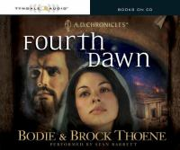 Cover image for Fourth dawn. bk. 4 A.D. chronicles series