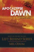 Cover image for Apocalypse dawn. Book 1 : Apocalypse series