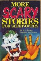 Cover image for More scary stories for sleep-overs