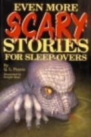 Cover image for Even more scary stories for sleepovers