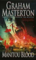 Cover image for Manitou blood