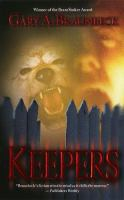 Cover image for Keepers. bk. 2 : Cedar Hill series