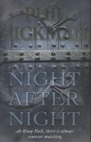 Cover image for Night after night
