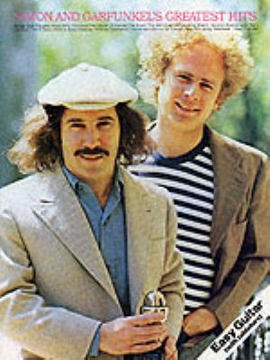 Cover image for Simon and Garfunkels̓ greatest hits : guitar (with tablature).