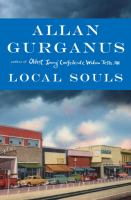 Cover image for Local souls : novellas