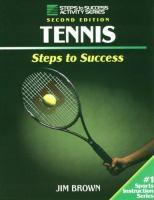Cover image for Tennis : steps to success