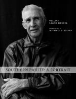 Cover image for Southern Paiute : a portrait
