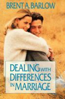 Cover image for Dealing with differences in marriage